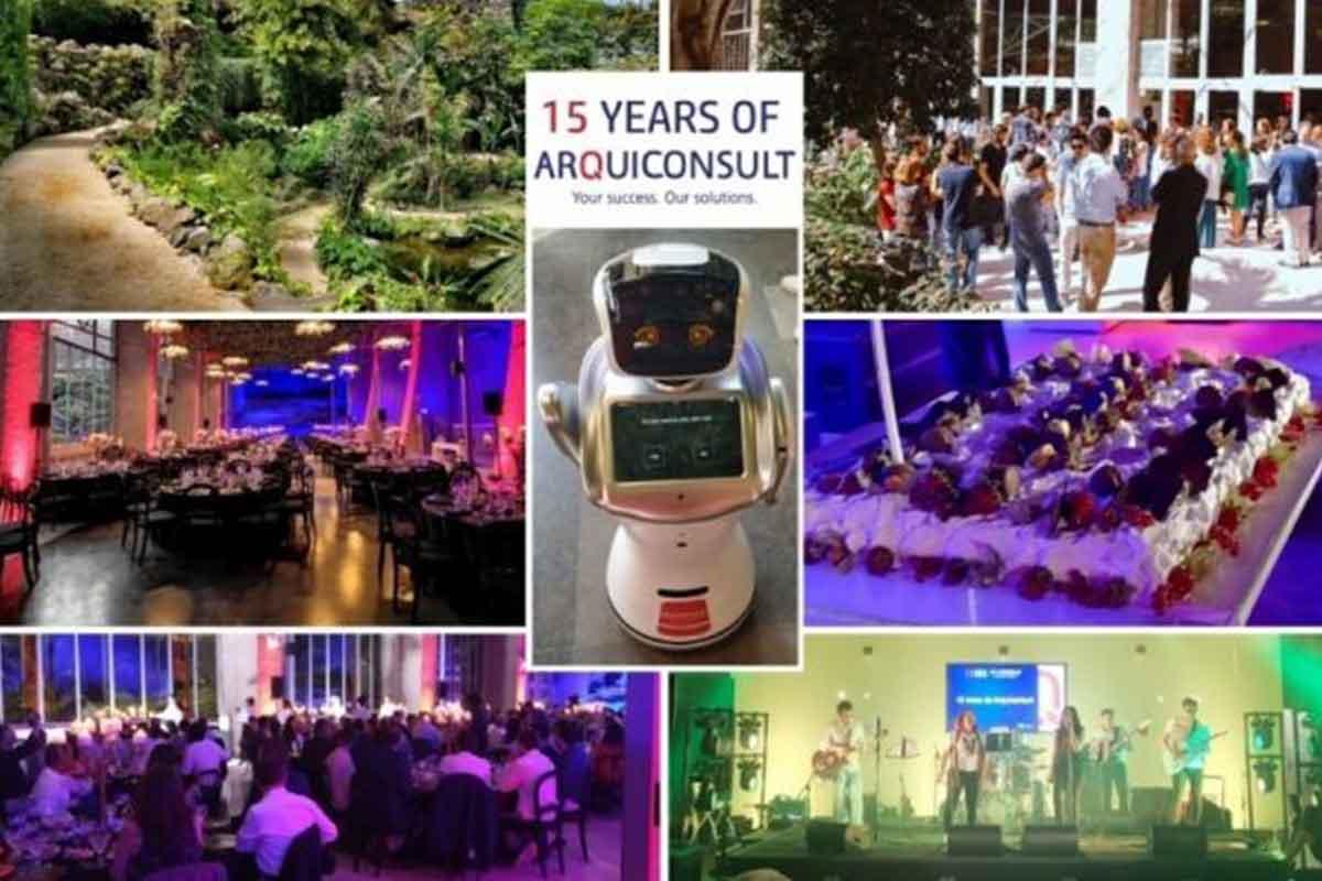 ARQUICONSULT CELEBRA 15 ANOS COM EVENTO PARA CLIENTES, PARCEIROS E COLABORADORES